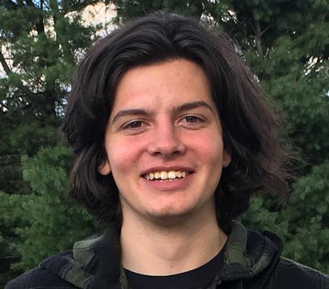 Bryan Ewenson NSHRF Scotia Scholar and Quest Award Winner StFX